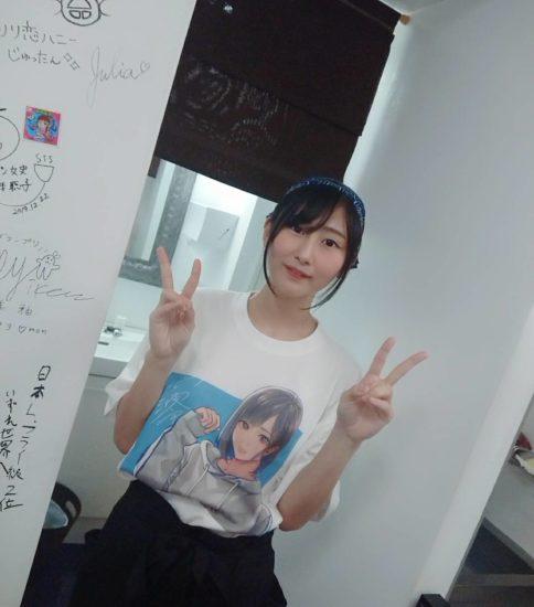 7月10日「美東 澪さん」が一日店長を務めてくれました!
